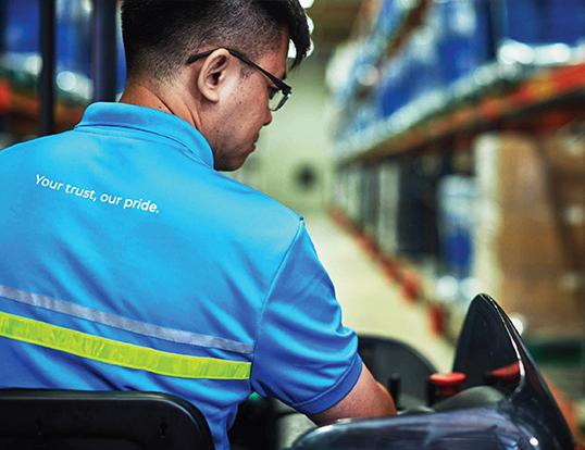 TEEHAI – Transformative Supply Chain Solutions